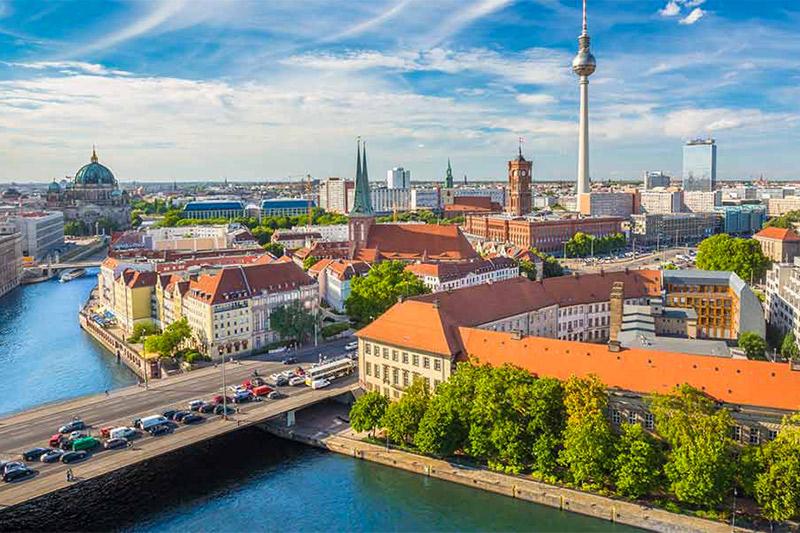 viaggio studio lingua tedesco berlino