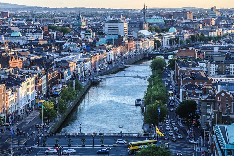 Viaggio Studio Lingua Inglese Dublino