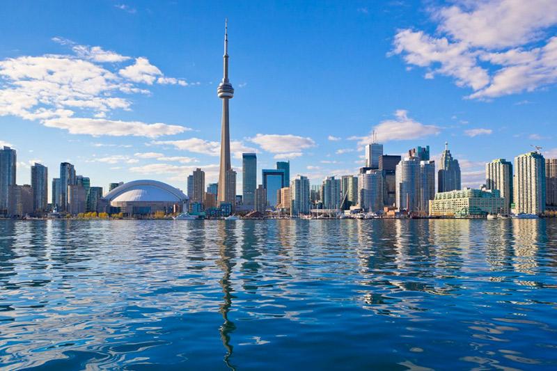 Viaggio Studio Lingua Inglese Canada Toronto